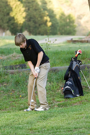 2010 SEMS Golf vs Eastern at Cedarcrest Golf Club. Andy Griffin Photography.