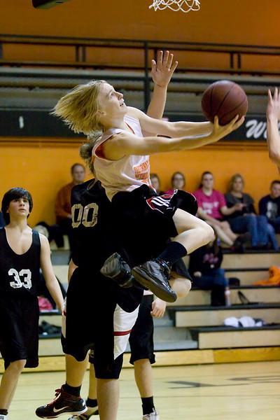 Pleasant Garden Youth Basketball Senior Boys - Andy Griffin Photography.