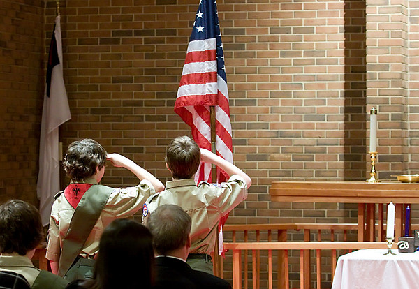 Eagle Scout Ceremony. Andy Griffin Photography.