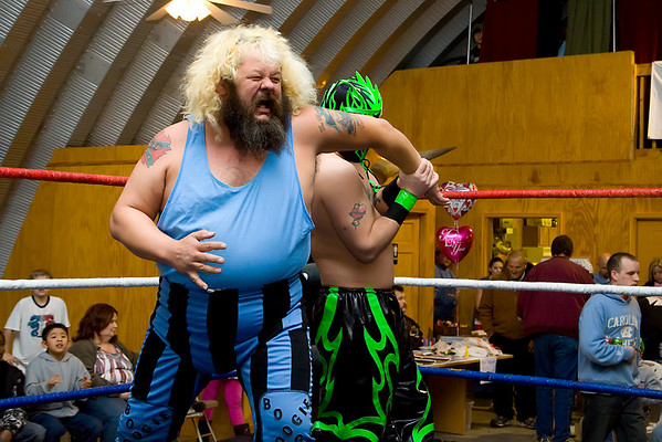 The Boogie Woogie Man and the Kamakazi Kid. Andy Griffin Photography.