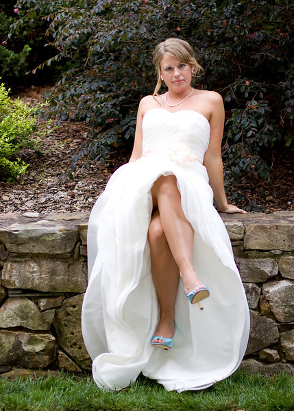 Fawn Wedding Gown