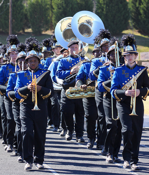 4th Annual Falcon Invitational Band Festival